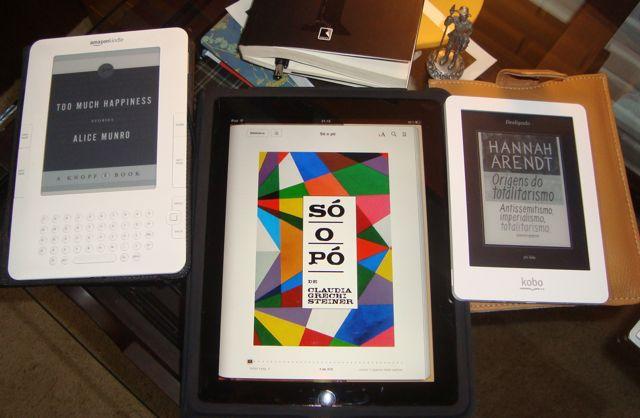 Auto publicação e e-books