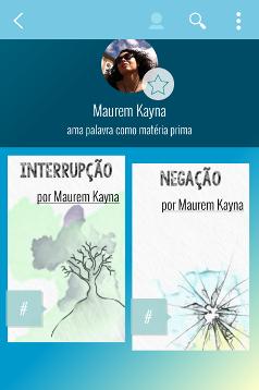 minicontos de Maurem Kayna no Diminuto