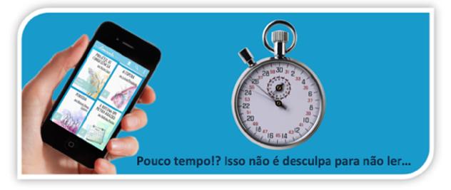 Diminuto - app gratuito para ler minicontos