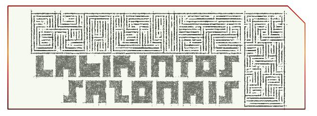 Labirintos Sazonais, mais que livro
