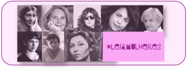 #LeiaMulheres